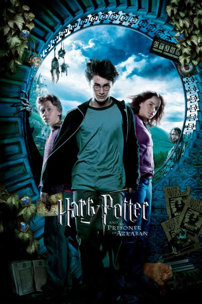 哈利波特:阿玆卡班的逃犯_Harry Potter and the Prisoner of Azkaban_電影海報