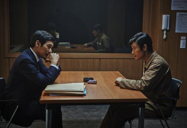 萬惡新世界_Inside Man_電影劇照