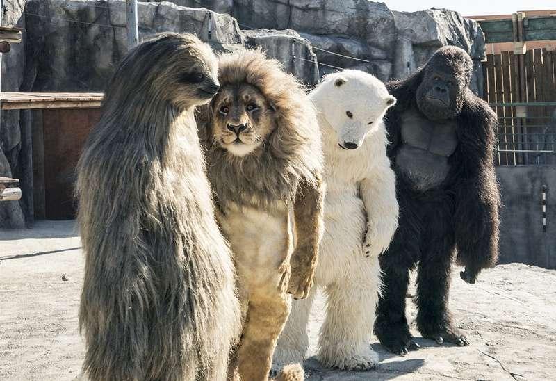 超「人」氣動物園_Secret Zoo_電影劇照