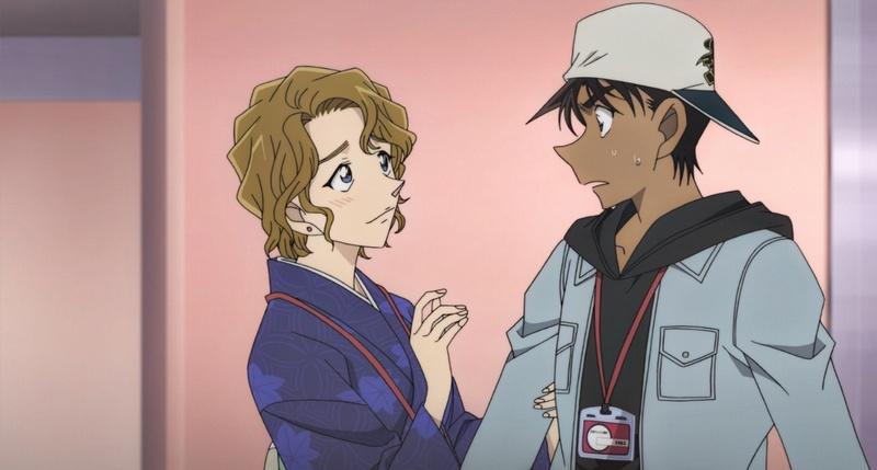 名偵探柯南:唐紅的戀歌_Detective Conan: Crimson Love Letter_電影劇照