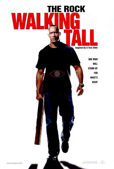 捍衛家園_(2004) Walking Tall_電影海報