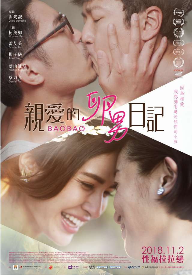 親愛的卵男日記_Bao Bao_電影海報