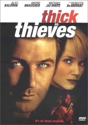 賊世至尊_Thick as thieves_電影海報