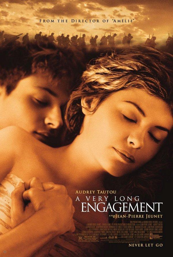 未婚妻的漫長等待_A Very Long Engagement_電影海報