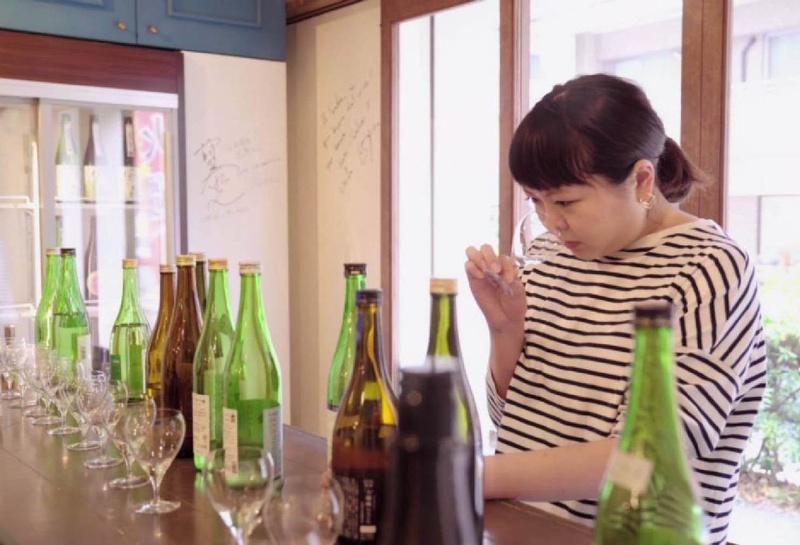 乾杯!戀上日本酒的女子_Kampai! Sake Sisters_電影劇照