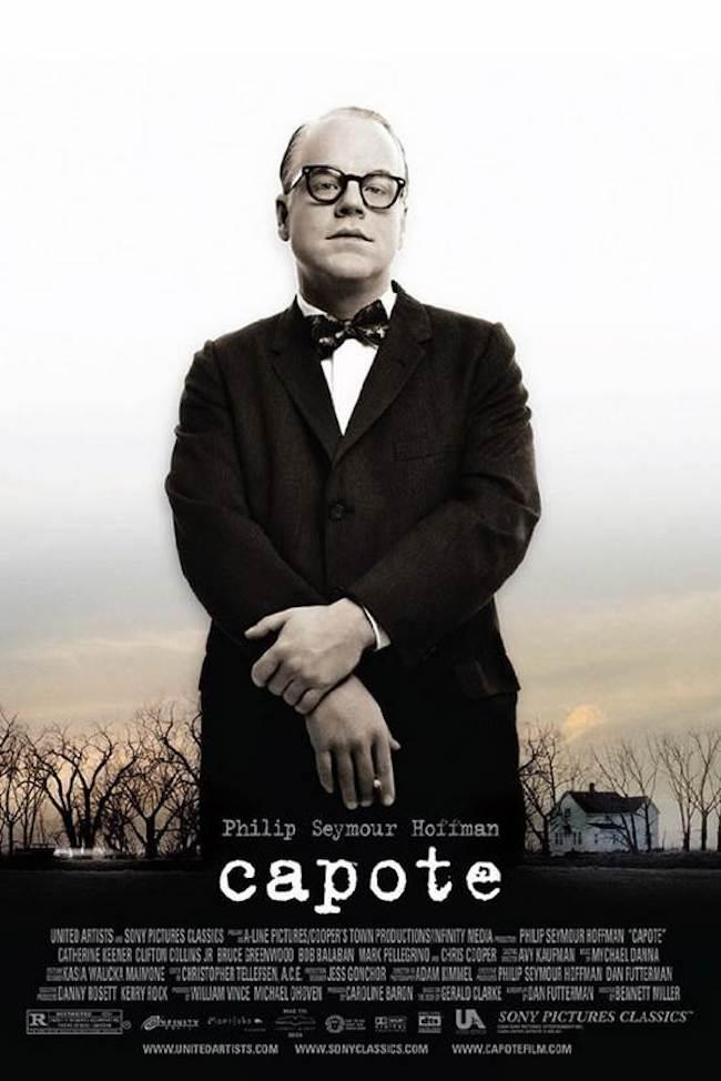柯波帝:冷血告白_Capote_電影海報