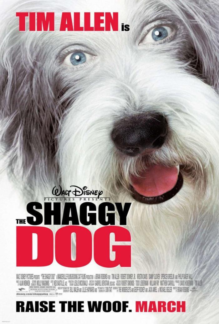 長毛狗_The Shaggy Dog_電影海報