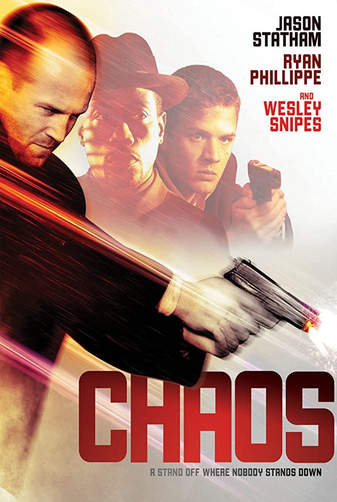 超完美搶案_Chaos (2005)_電影海報