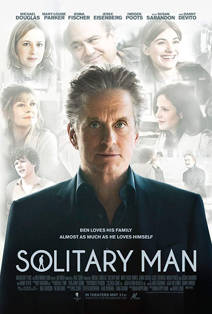 非關好男人_Solitary Man_電影海報