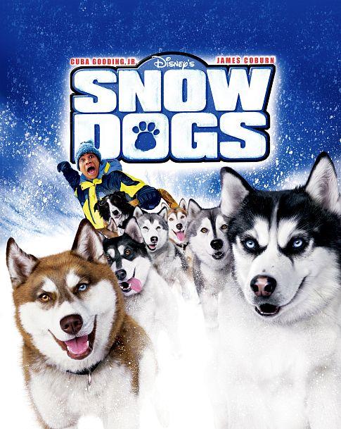 冰狗任務_Snow Dogs_電影海報