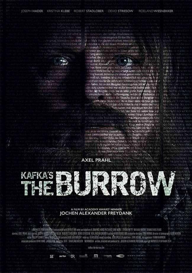卡夫卡之洞_Kafka's The Burrow_電影海報