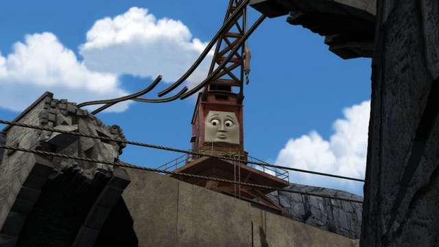 湯瑪士小火車電影版  藍山礦場的祕密_Thomas & Friends:Blue Mountain Mystery_電影劇照