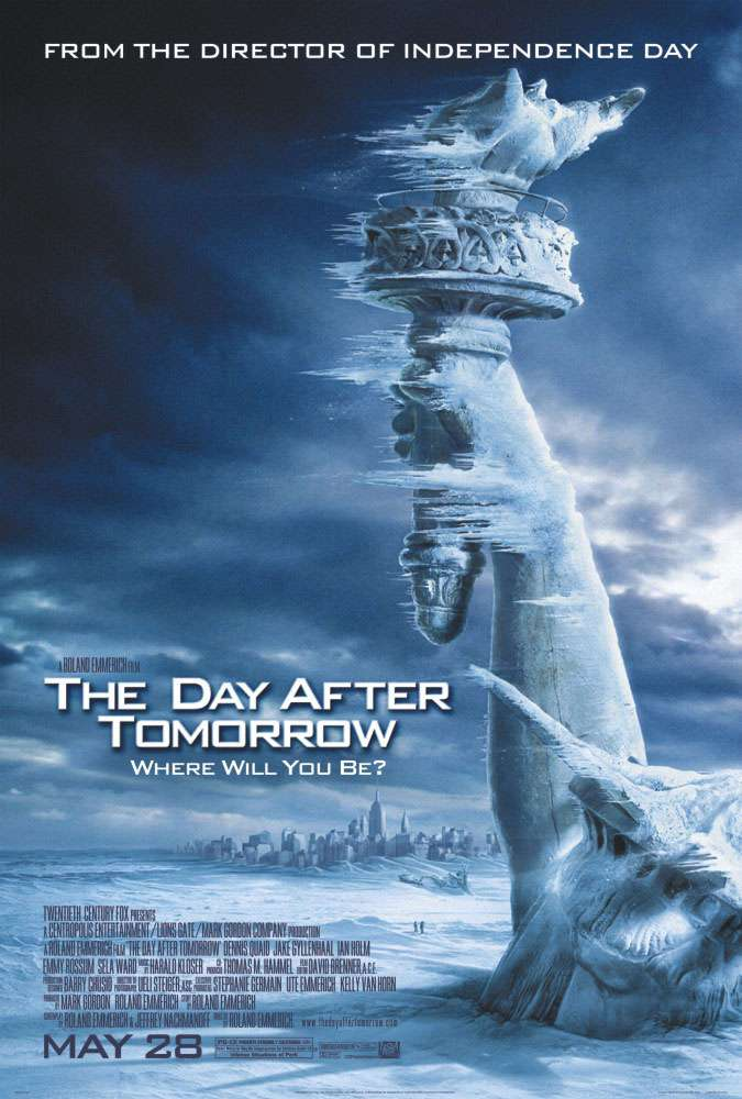 明天過後_The Day After Tomorrow_電影海報