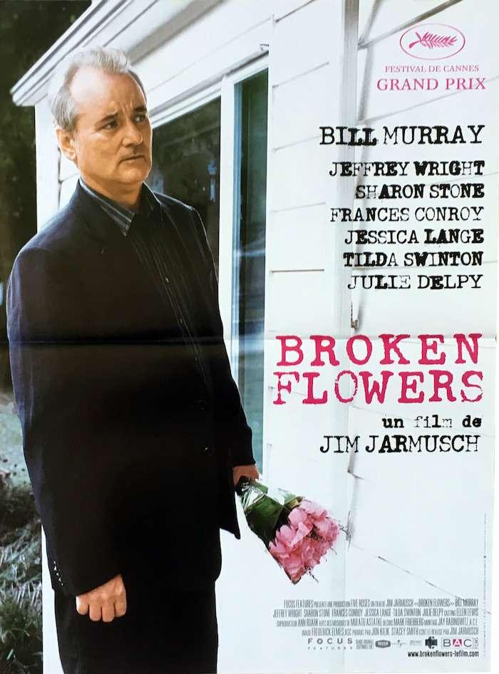 愛情,不用尋找_Broken Flowers_電影海報