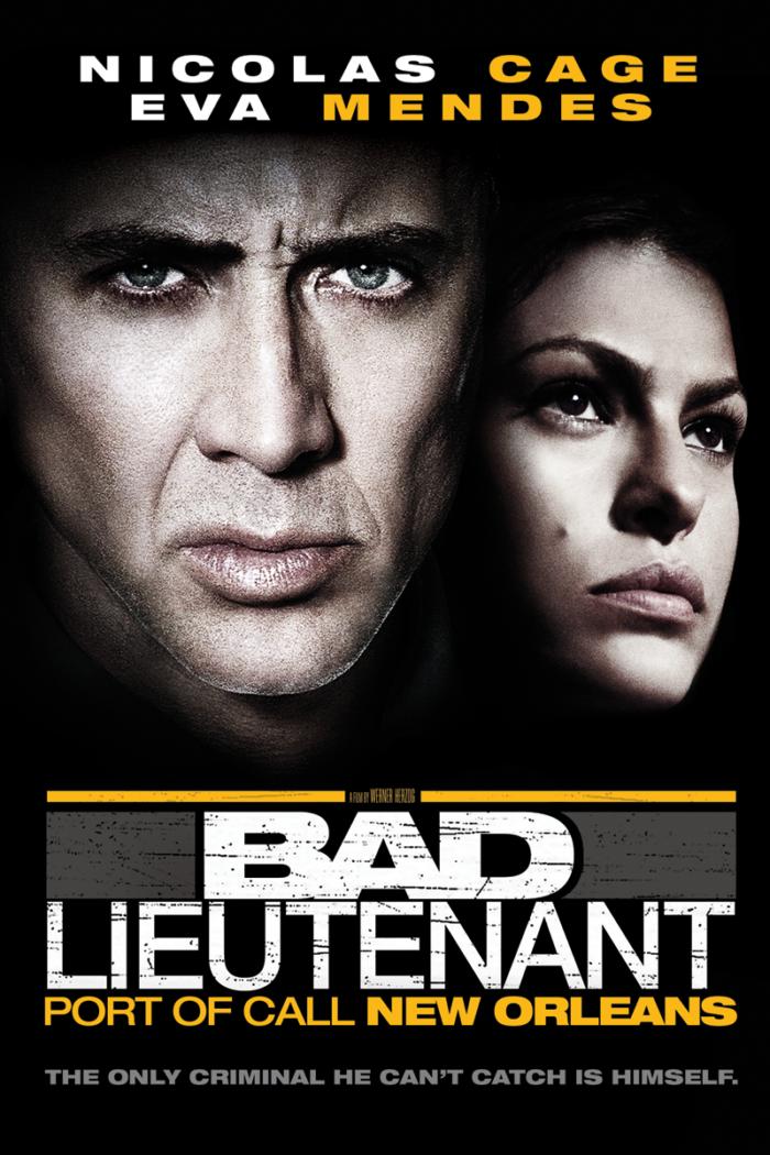 爆裂警官_Bad Lieutenant: Port of Call New Orleans_電影海報