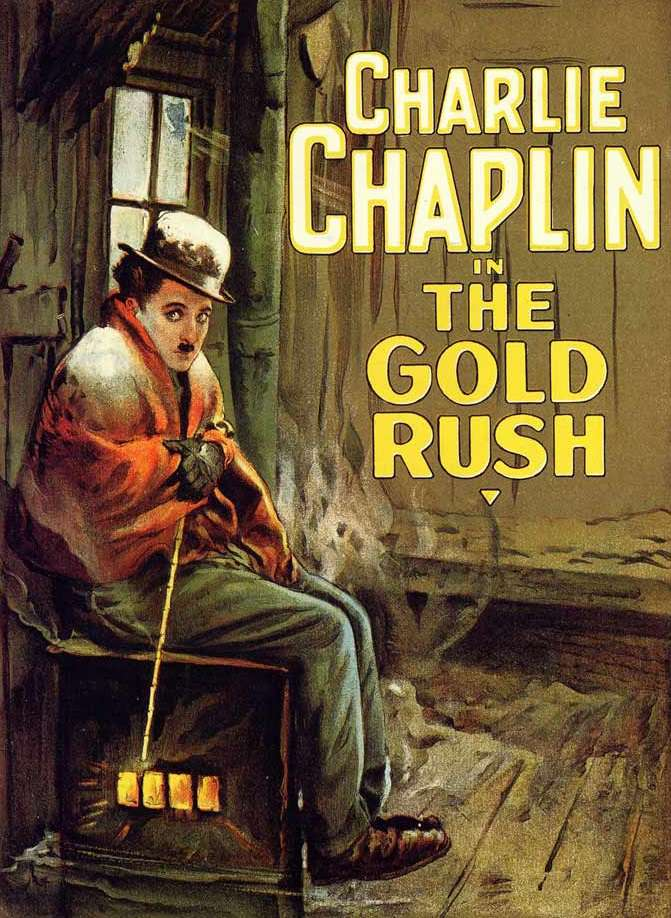 淘金記_The Gold Rush_電影海報
