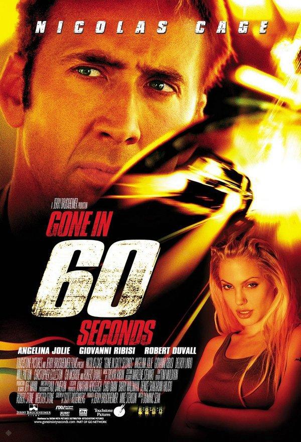 驚天動地60秒_Gone in 60 Seconds (2000)_電影海報