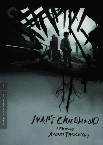 伊凡的少年時代_Ivan's Childhood_電影海報