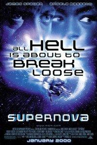 直搗超王星號_supernova (2000)_電影海報