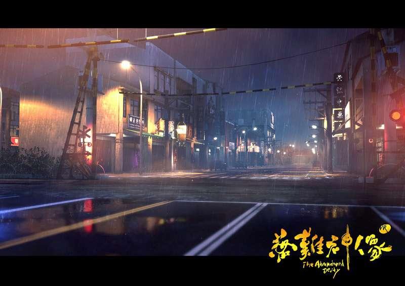 落難神像_The Abandoned Deity_電影劇照