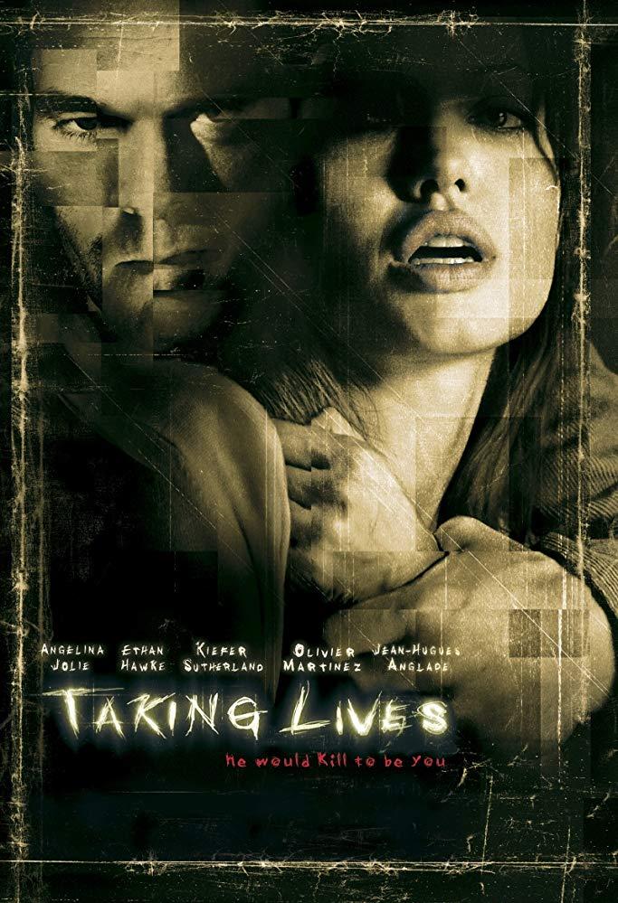 機動殺人_Taking Lives_電影海報