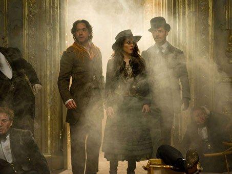 福爾摩斯:詭影遊戲_Sherlock Holmes: A Game of Shadows_電影劇照
