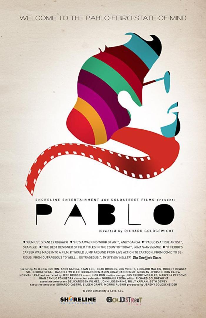 電影序曲:片頭大師_Pablo_電影海報