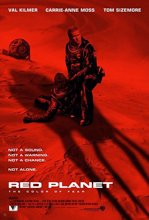 全面失控_Red Planet_電影海報
