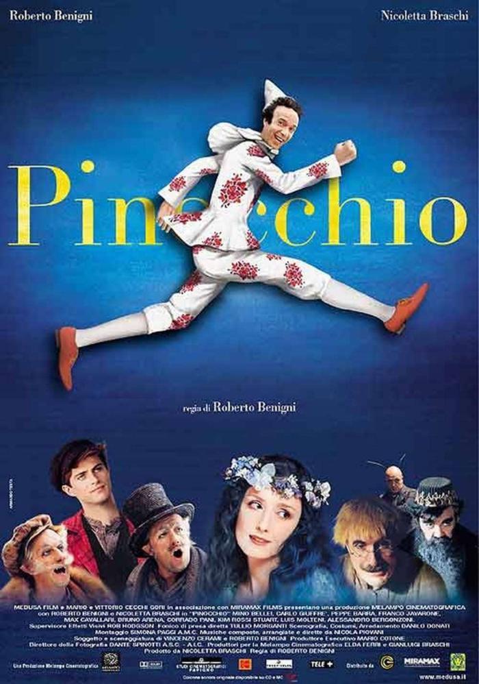 木偶奇遇記_(2002) Pinocchio (2002)_電影海報