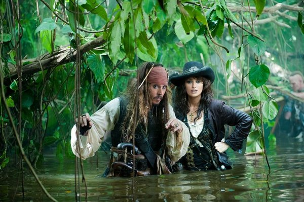 神鬼奇航4:幽靈海_Pirates of the Caribbean: On Stranger Tides_電影劇照