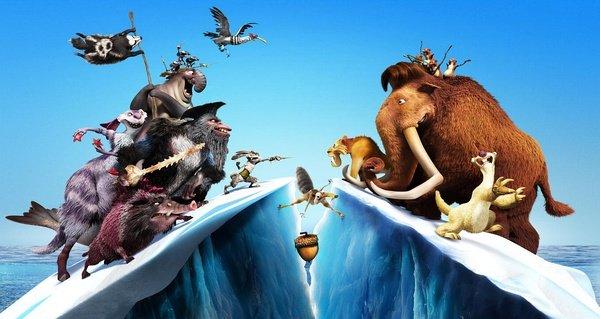 冰原歷險記4:板塊漂移_Ice Age 4_電影劇照