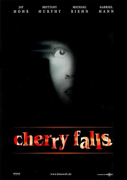 都是處女惹的禍_Cherry Falls_電影海報