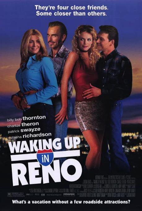 兩對冤家一張床_Waking Up in Reno_電影海報