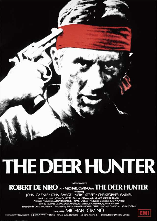 越戰獵鹿人_The Deer Hunter_電影海報