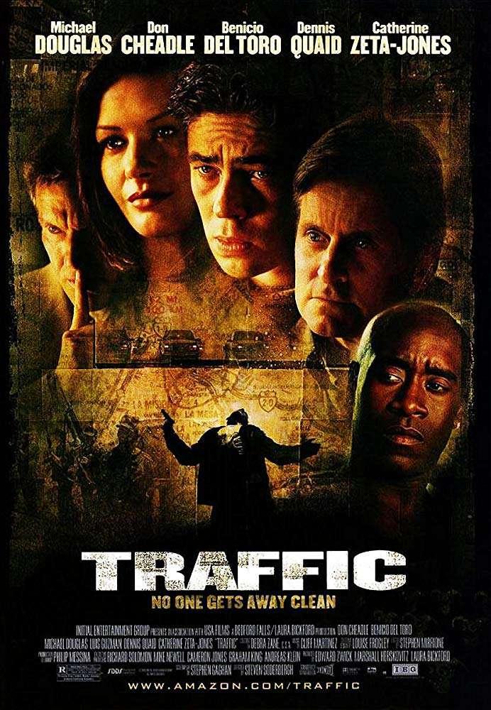 天人交戰_Traffic (2000)_電影海報