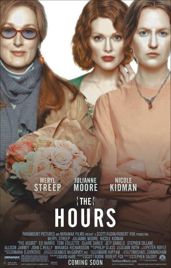 時時刻刻_The Hours_電影海報