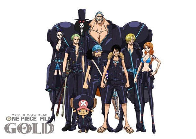 航海王電影:GOLD_One Piece Film Gold_電影劇照