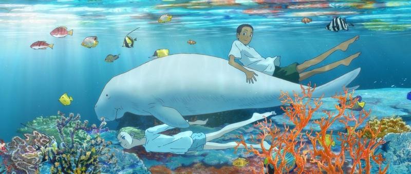 海獸之子_Children of the Sea_電影劇照