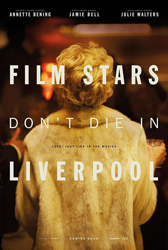 最後相愛的日子_Film Stars Don't Die in Liverpool_電影海報