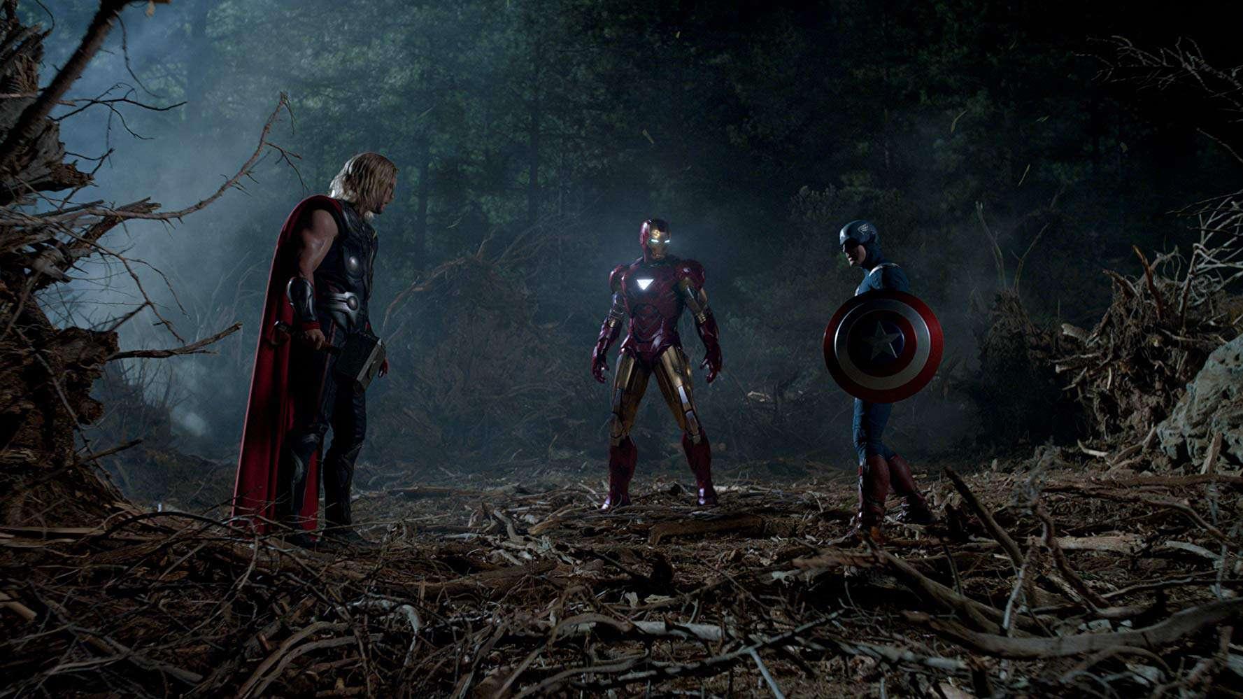 復仇者聯盟_The Avengers_電影劇照