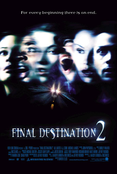 絕命終結站2_Final Destination 2_電影海報