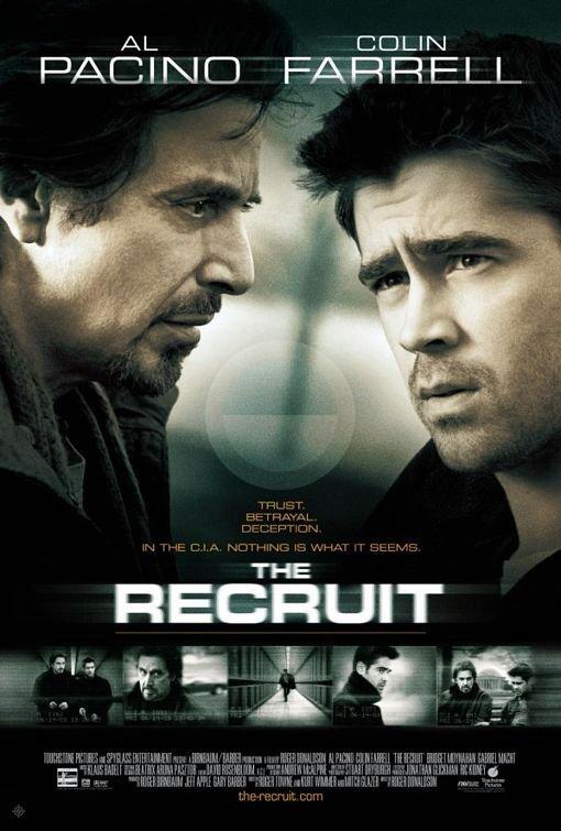 C.I.A.追緝令_The Recruit_電影海報
