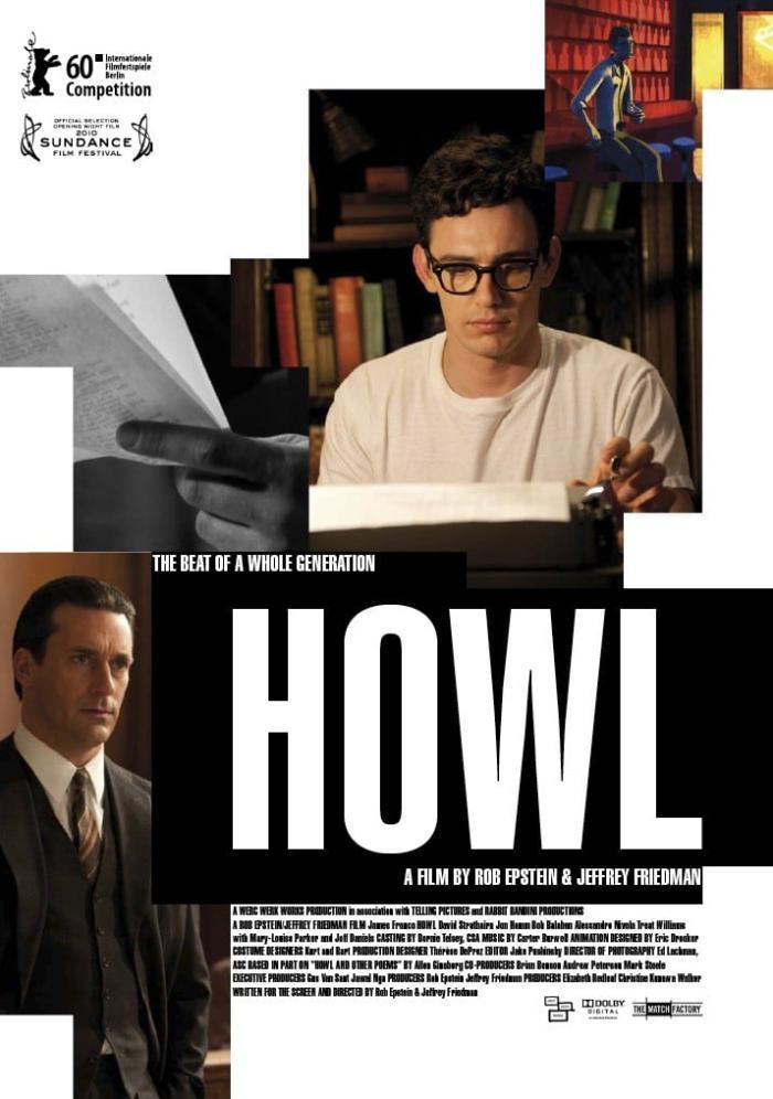 詩吼_Howl(2010)_電影海報