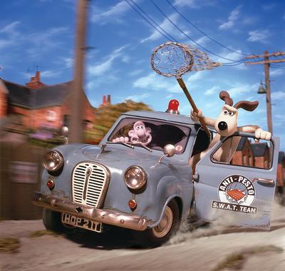 酷狗寶貝之魔兔詛咒_The Wallace and Gromit Movie_電影劇照