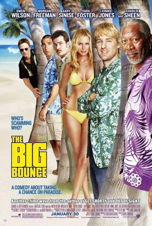 夏威夷生死鬥_The Big Bounce_電影海報
