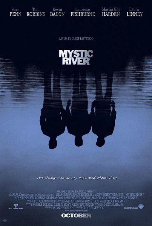 神秘河流_Mystic River_電影海報