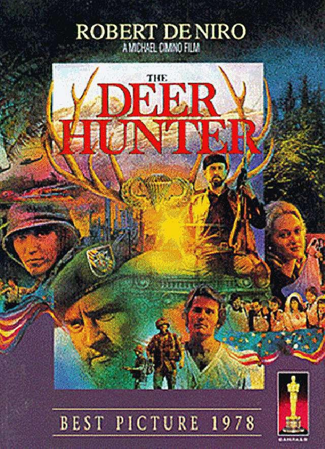 越戰獵鹿人:全新經典修復_The Deer Hunter_電影海報