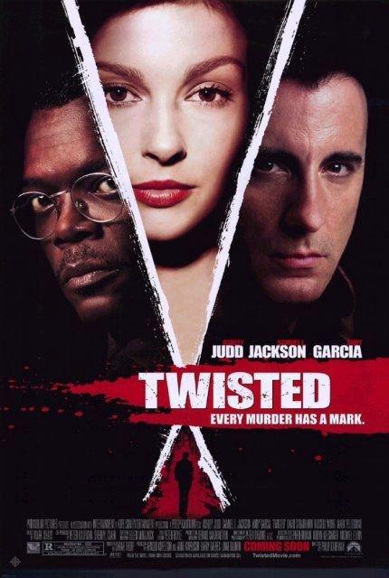 非常命案_Twisted(2004)_電影海報