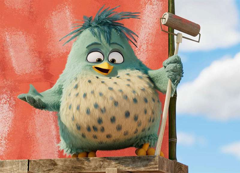 憤怒鳥玩電影2:冰的啦_The Angry Birds Movie 2_電影劇照