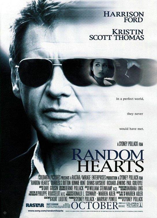 疑雲密佈_Random Hearts_電影海報